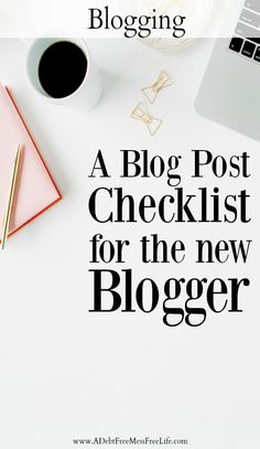 Are you a new blogger and unsure what to do before you hit publish? This step by step blog post checklist will walk you through the steps to take before the world sees your post.