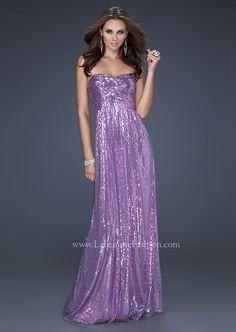 Long purple dress ebay