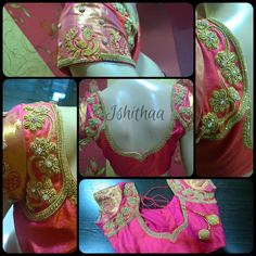 Boutique of the Month – Ishithaa Bridal Shop | Designer Studio #Ezwed #Blouse #Designs #Brides