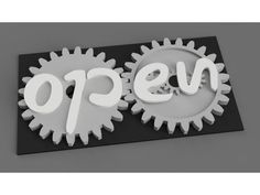 Soda Can Crafts, Diy And Crafts, 3d Printing Sites, Open Close Sign, Deco Cool, Closed Signs, Science, 3d Prints, Tag Design
