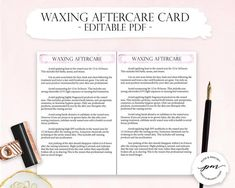 Top Tips For Taking Care Of Your Skin - Beauty Skincare Products After Brazilian Wax Care, Brazilian Wax Tips, Spray Tan Prep, After Wax Care, Waxing Aftercare, Sugaring Hair Removal, Waxing Tips, Esthetician Room, Sugar Waxing