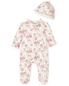Little Me Infant Girls' Cabbage Rose...   $12.00