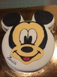 Mickey Mouse for my 4 years old birthday party at school