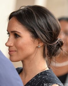Meghan Markle is now HRH The Duchess of Sussex. Truly an American princess. Meghan Markle is now HRH The Duchess of Sussex. Truly an American princess. Wedding Hair And Makeup, Bridal Hair, Hair Makeup, Soft Bridal Makeup, Bridal Beauty, Hair Inspo, Hair Inspiration, Pretty Hairstyles, Wedding Hairstyles