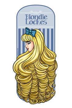 Blondie Lockes by AvieHudson.deviantart.com on @DeviantArt