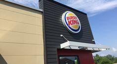 Hardie Board Siding, Burger King Logo