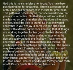 Sister Prayer, Prayers For Sister, My Sister, Periodic Table, Blessed, Sisters, Positivity, God, Dios