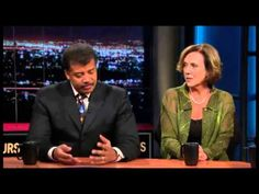 Neil Degrasse Tyson and Bill Maher