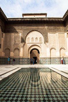 Marrakesh / Los 22 lugares más impresionantes del mundo