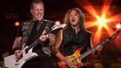 Metallica naar Pinkpop 2014 - Nederland