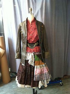 Neverwhere Costume Design by Debra Kim Sivigny
