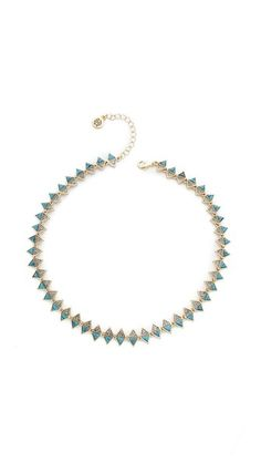 House of Harlow 1960 Reversible Ascension Collar Necklace