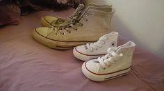 Tindras skor samt Mollys skor