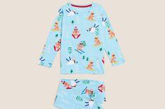 Best Children's Christmas Pyjamas 2021 UK Christmas Pyjamas, Childrens Christmas, Two Piece Skirt Set, Skirts, Color, Dresses, Fashion, Vestidos, Moda