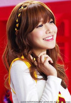 Girls Generation / SNSD's Choi Sooyoung ... she was so amazing in 'oh' mv specially the Japanese version  ( Oh photoshots ) / my favorite photo of my favorite member from GG ♡♥ .