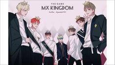 K Pop, Monsta X, Kpop Fanart, Starship Entertainment, Reyes, Kdrama, My Arts, Fandoms, Fan Art