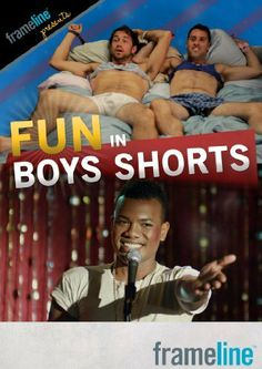 "Made the cover! ""Fun in Boys Shorts"" DVD #frameline #indiefilm #gay http://www.amazon.com/dp/B00JA3RTHU/ref=cm_sw_r_pi_dp_vxZxtb0RHW3FC"
