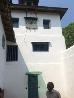 Synagogue in Cochin