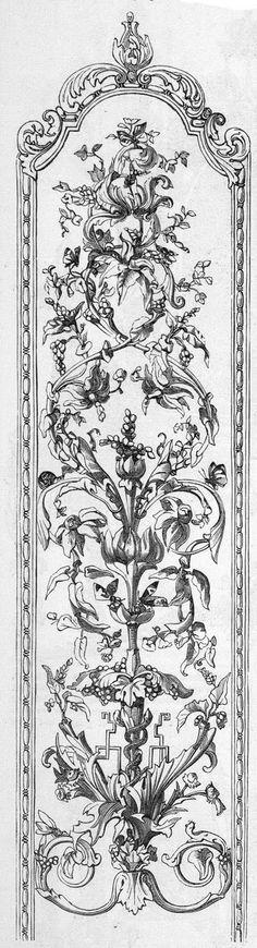 william+woollams+%26+co-1851-wallpaper+panel.jpg (434×1600)