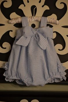 Sweet Baby Jane Sun Suit Pattern  I have this pattern and look forward to making some cute outfits! #babysunsuit