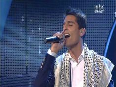 Mohamed Assaf ARAB IDOL 2013 - Palestinian who grew up in a refugee camp wins Arab Idol