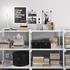 Dicas de decoração e organização. http://www.feminices.blog.br/decoracao-e-organizacao-caminham-juntas/