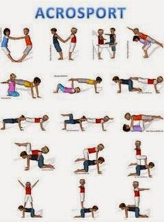 Yoga for Kids: What Yoga Poses are best for My Child? - Yoga for Kids: What Yoga Poses are best for My Child? Partner Yoga Poses, Kids Yoga Poses, Yoga For Kids, Exercise For Kids, 2 Person Yoga Poses, Couples Yoga Poses, Couple Yoga, Poses Yoga Enfants, Chico Yoga