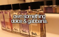 Own something Dolce & Gabbana
