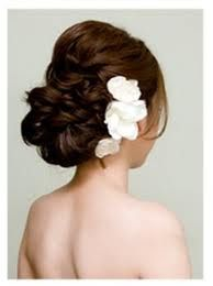 low bridal updo - Google Search