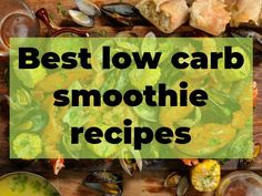 Low-Carb Diet Plan: Do They Work? Does cutting carbs really help keep weight off? Mistakes to Avoid When Starting a Low-Carb Diet Low Carb Smoothies, Smoothie Recipes, Carb Free Diet Plan, Best Low Carb Recipes, Weight Loss Diet Plan, Health Insurance, Eating Well, Nutrition, Meals