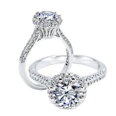 We LOVE the detail of this amazing Tacori Engagement Ring!