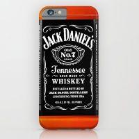 JACK DANIELS iPhone 6 Slim Case