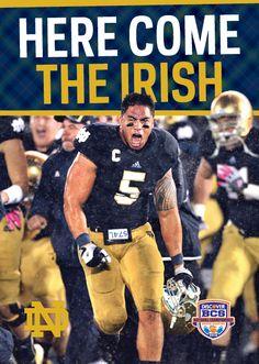 Here come the Irish JIM SMALL S NOTRE DAME GO IRISH BLOG -- www.NDGOIRISH 7664b6071