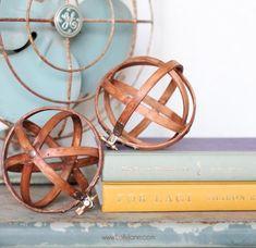 Moi Je Fais » Tout faire en DIY – Do It YourselfDIY Sphère décorative - Moi Je Fais