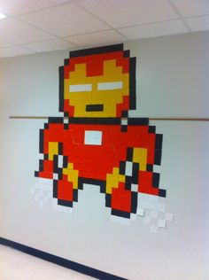 #ironman @postitproducts @3M