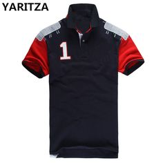 YARITZA Brand Men Polo Shirt Men's Polo Shirt For Men Desigual Polos Men Cotton Short Sleeve shirt sports jerseys golf tennis