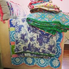 Gorgeous quilts Sis Boom - Jennifer Paganelli IG