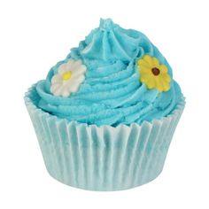 Bade-Cupcake FRAGANTICA BRULEE von Bomb Cosmetics MIK Funshopping