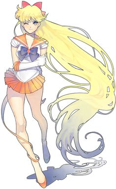 by 有寺@ついった    This..... is freaking amazing. One of the most gorgeous Sailor Moon fanarts I've ever seen.