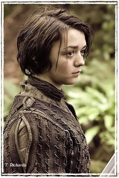Arya/Arry - Season 3 screen-cap