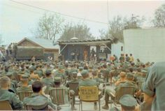 USO Show in Vietnam