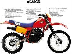 Honda XR 350R (1983)