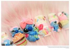 disney nail art designs   79 Wonderful Disney Nail Art Designs photo Weve Got You Covereds ...