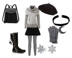 """""""Winter"""" by destiny-demon on Polyvore featuring Bucco, T By Alexander Wang, Aziina, Lacoste, Harrods and Bling Jewelry"""