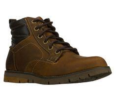 dbd921dcf36b neighburhood.com - Pin Details  Sherman Oaks Men s Boots B... Mens. Mens SkechersSkechers  Relaxed ...