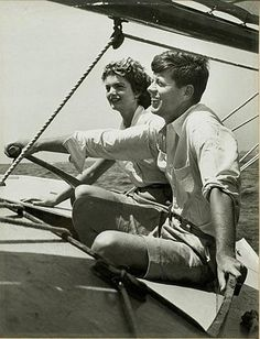 Honestly, who isn't intrigued by the Kennedys?