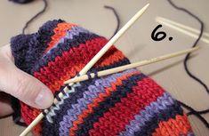 Hjerte GO`H Design: Hvordan strikke tommel på vott; en step by step forklaring H Design, Knitted Hats, Knitting Patterns, Fashion, Moda, Knit Patterns, Fashion Styles, Knitting Stitch Patterns, Fashion Illustrations