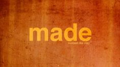 MADE is a 3-week study for students in getting them to dive deeper into some Biblical truths about how God wants us to be more like clay, branches, and sheep. Each of these 3 topics takes a full week to go through: one section a day for 3 weeks.    It will hopefully show students how God wants to be able to help mold us like clay because He is the Potter, how we need to be branches and be connected to the vine, Himself, the source of life, and how to be sheep in the care of the shepherd.