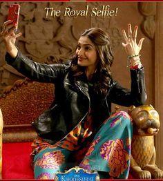 #Sonam Kapoor Khoobsurat': Peculiar things about the film