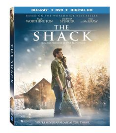 The Shack arrives on DVD May 30th! Enter to #win THE SHACK Blu-ray/DVD Combo Pack #Giveaway #TheShack #ad #RWM